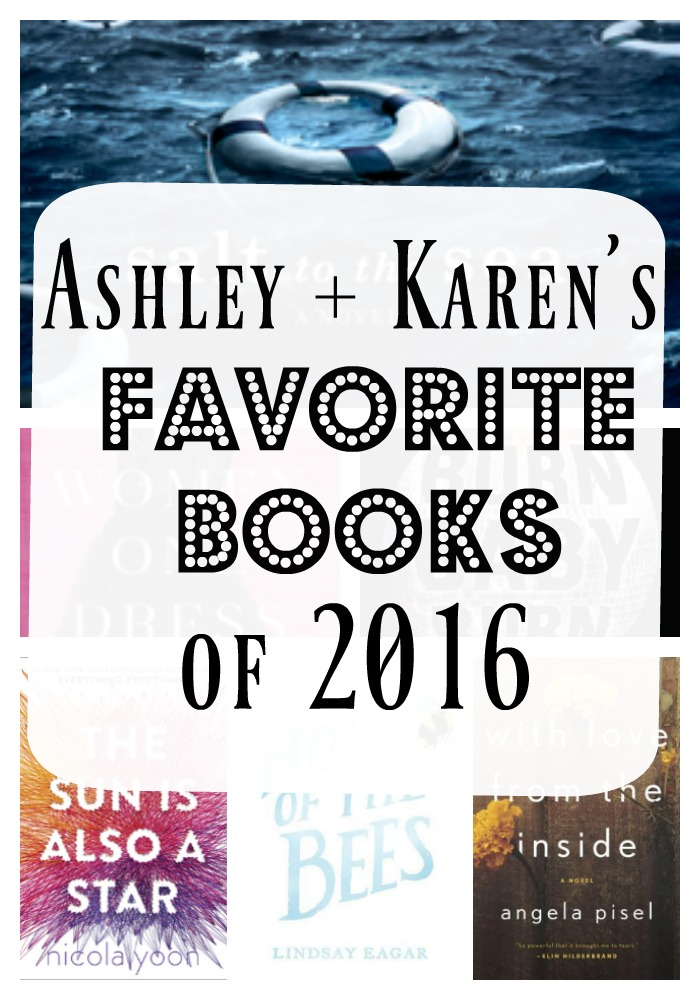 Favorite Books of 2016 | Caledonia Public Library
