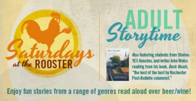 Adult Storytime @ the Rooster