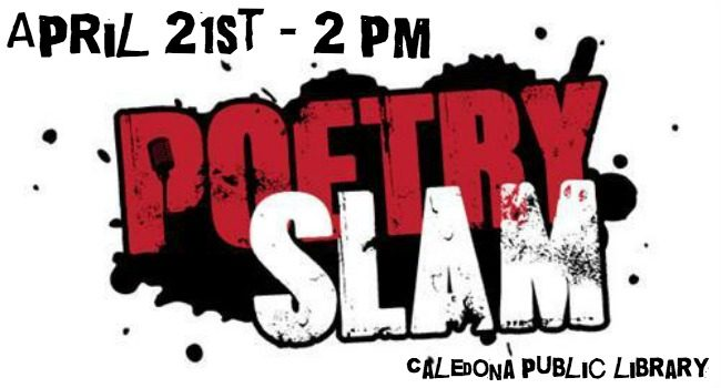 CPL First Poetry Slam!