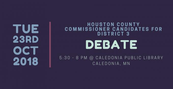 HoCo Commissioner Debate